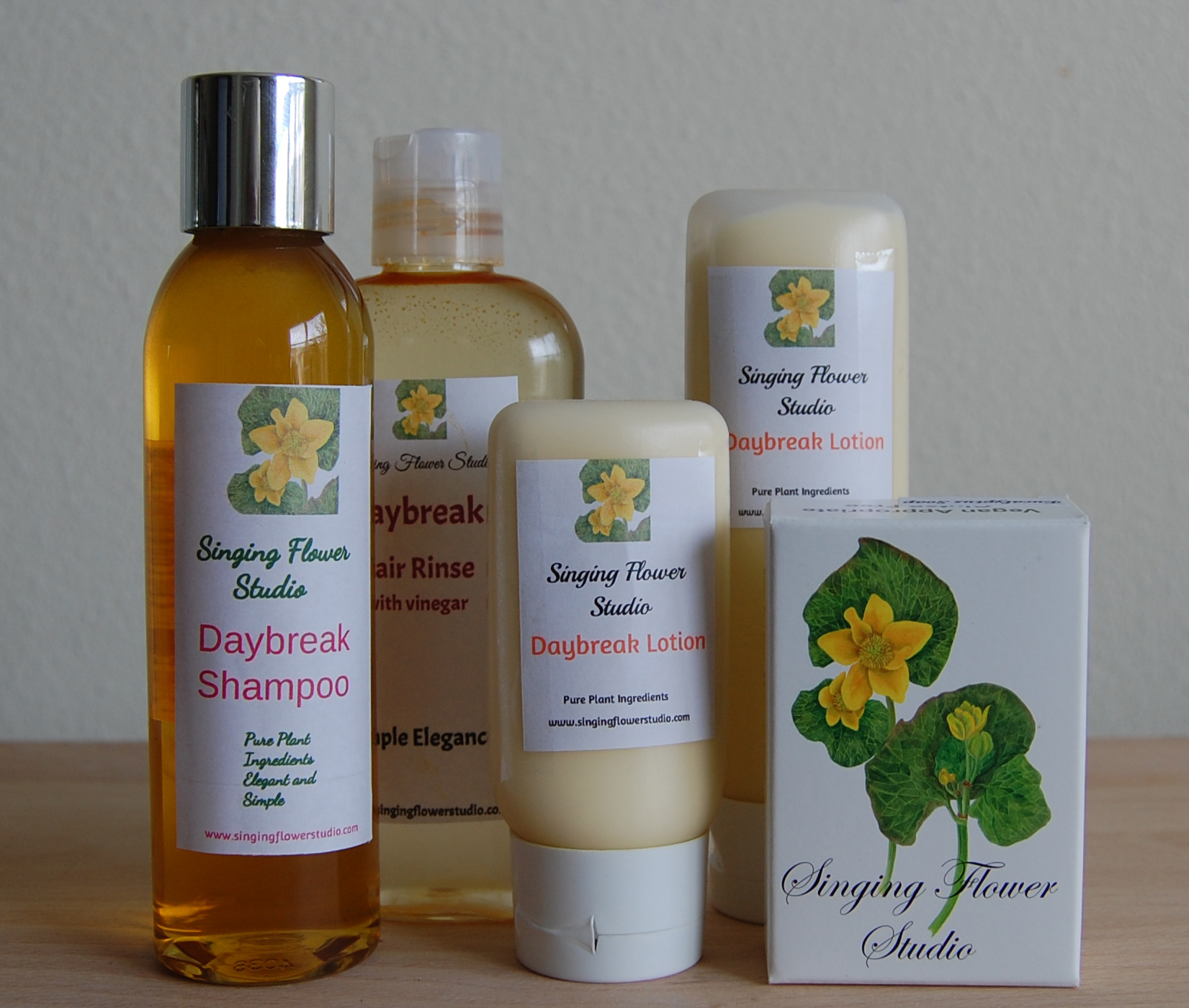 Daybreak products