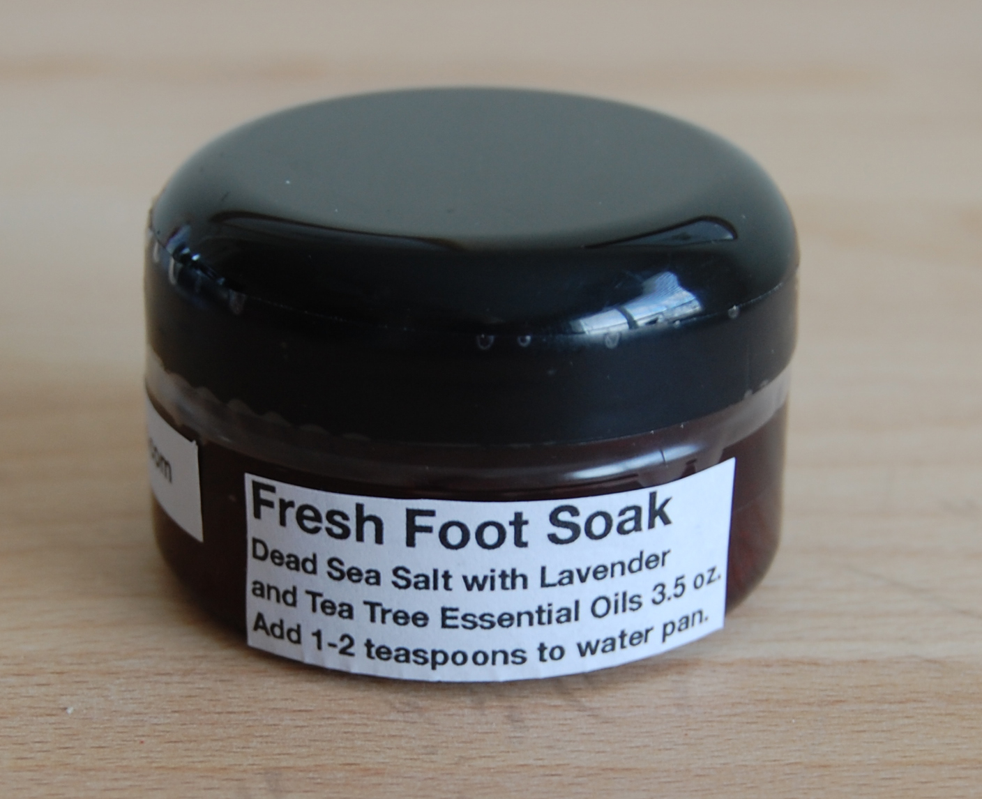 Fresh Foot Soak 3