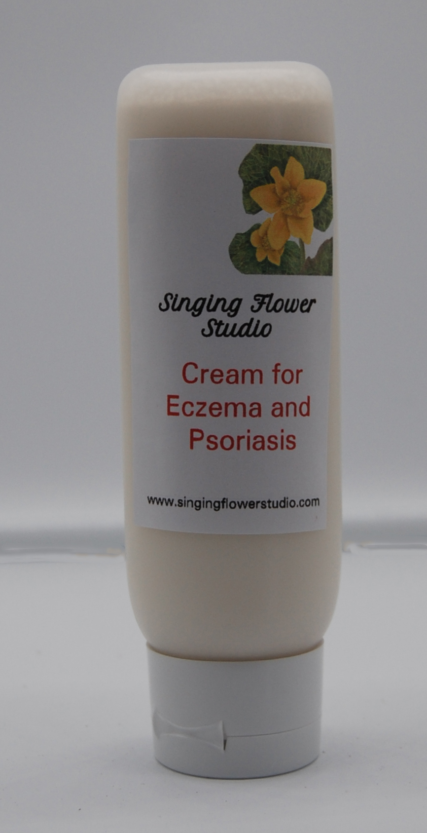 Large Eczema Cream front