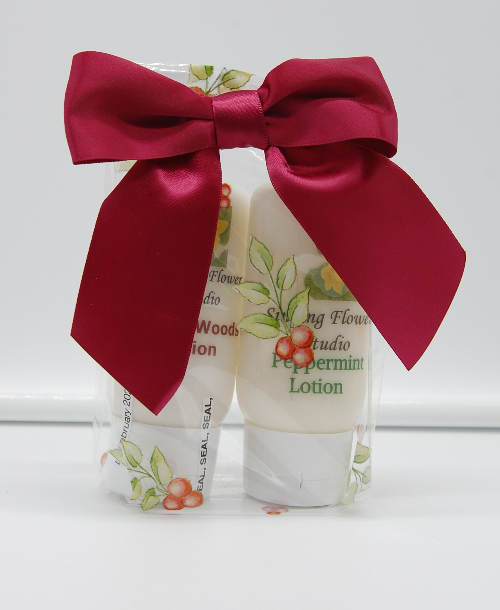 Sm Pepperm't and NW ltns gift Bag